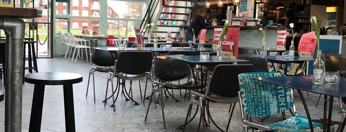 Hotel Buiten is one of Z☼nnige terrassen in Amsterdam❌❌❌.