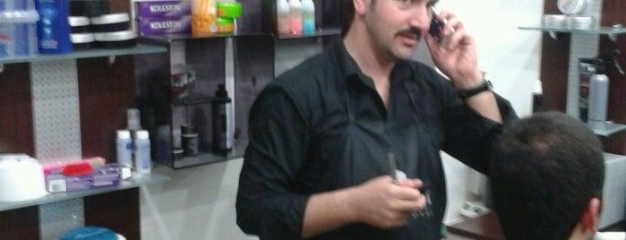 Bay Michael Kuafor Bostanci is one of salim'in Beğendiği Mekanlar.