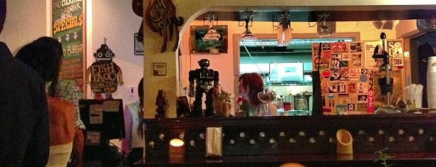 Robo Taco is one of Portland.