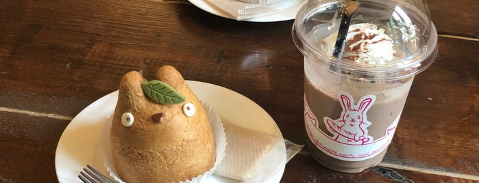 Shiro-Hige's Cream Puff Factory is one of Tokyo Ideas.