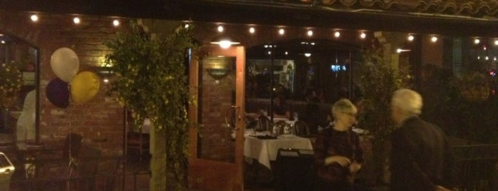Massimo Ristorante is one of Eastbay - fancy.
