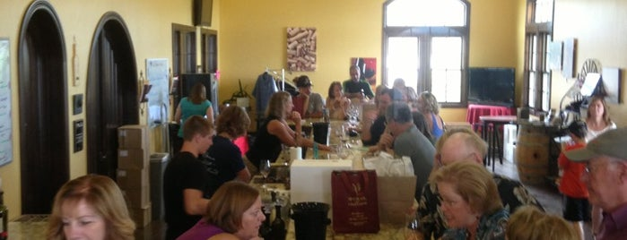 McGrail Vineyards and Winery is one of For winos!.