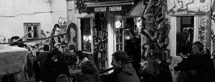 Boutique Taberna is one of Lisbon.