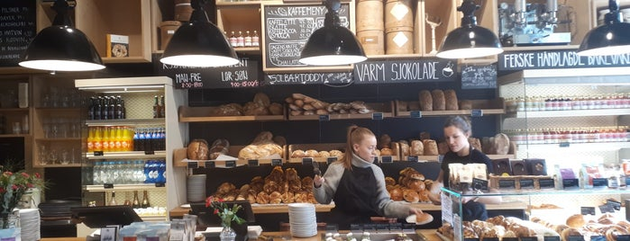United bakeries is one of Oslo.