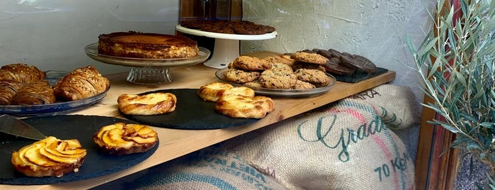 Aroma&Bread is one of Tartas de queso Madrid.