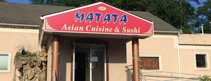 Matata Asian Cuisine is one of Gespeicherte Orte von Lizzie.