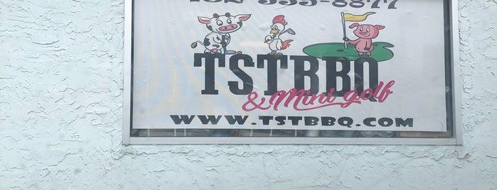 TST BBQ is one of สถานที่ที่ Louis J. ถูกใจ.