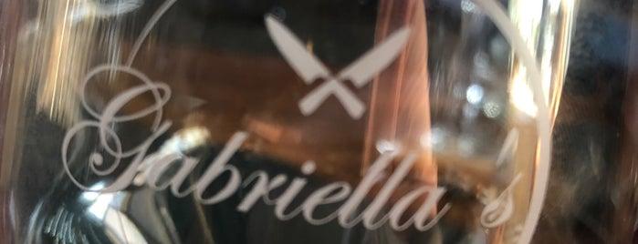 Gabriella's Italian Steakhouse is one of NJ // Eat, Drink, Visit.