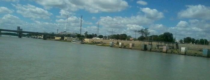 Rio São Francisco is one of Charles Souza Madureira: сохраненные места.
