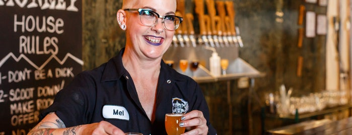 Metal Monkey Brewing is one of Breweries I've Visited.