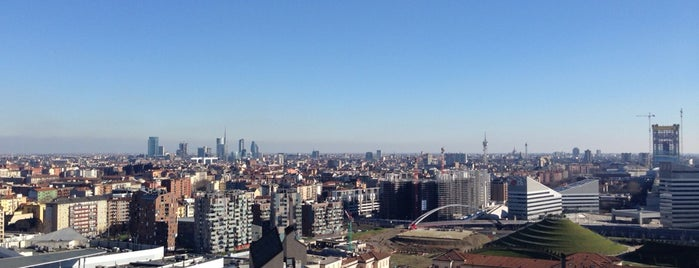 Unico Restaurant is one of MILANO EAT & SHOP.