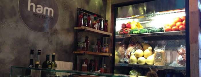 Ham Holy Burger is one of MILANO EAT & SHOP.
