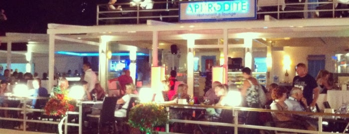 Aphrodite Restaurant is one of Antalya.