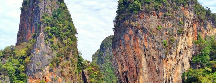 Pingkan Mountain is one of Trips / Thailand.