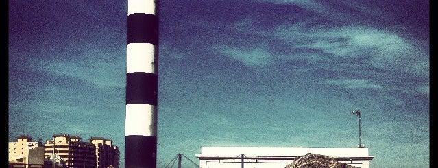 Faro del Estacio is one of Faros.