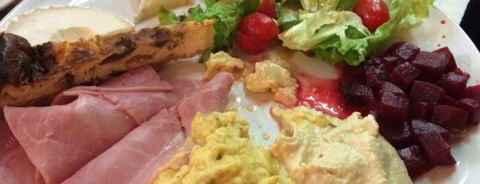 MS Kiosk is one of Healthy & Veggie Food in Paris.