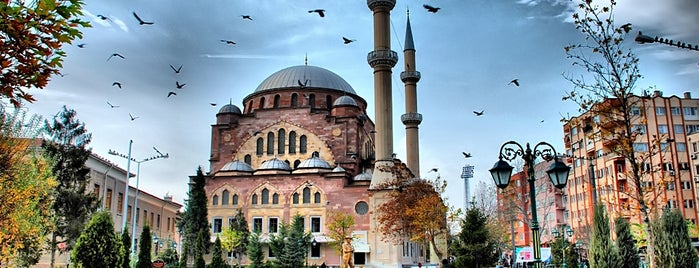 Reşadiye Camii is one of Lugares favoritos de Kim.