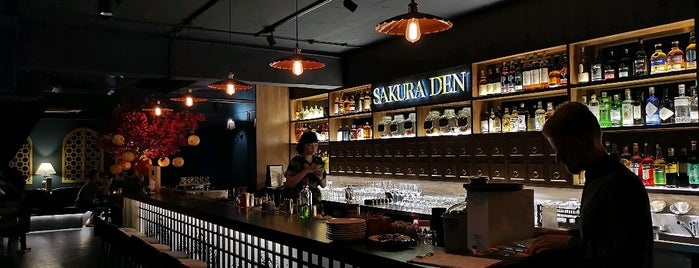 Sakura Den is one of KL Bars.