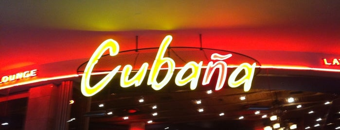 Cubaña Latino Caffe is one of Perfect 10 Sunninghill.
