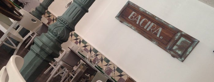 Restaurante Bacira is one of Madrid.