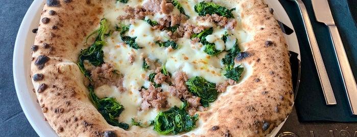 seu pizza illuminati is one of Rome.
