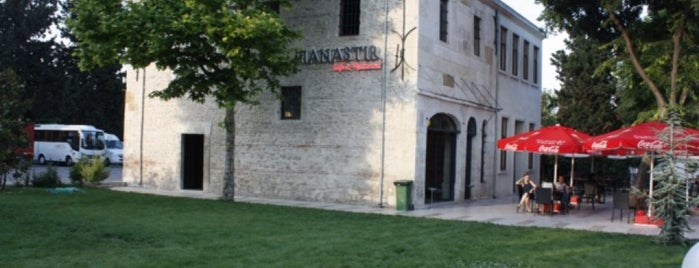 Manastır Café & Restaurant is one of SZGさんのお気に入りスポット.
