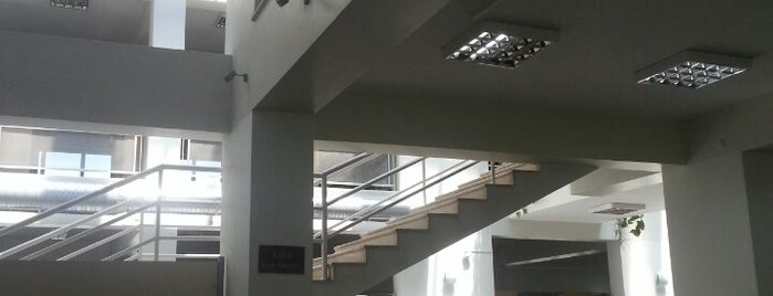 İnönü Üniversitesi Merkez Kütüphanesi is one of Lieux qui ont plu à Mesut.