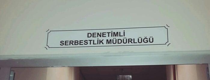 Manisa Denetimli Serbestlik İl Müdürlüğü is one of Mesut'un Beğendiği Mekanlar.