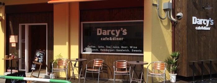 Beer & Burger DARCY'S is one of Lieux qui ont plu à Sergey.