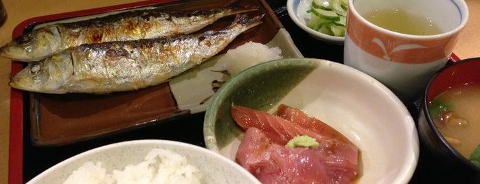 船宿割烹 汐風 麹町店 is one of 和食.
