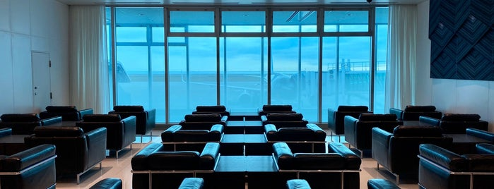 Lounge Himawari is one of 空港 ラウンジ.