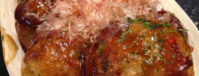 Gindaco Highball Sakaba is one of Eat Tokyo 🇯🇵.