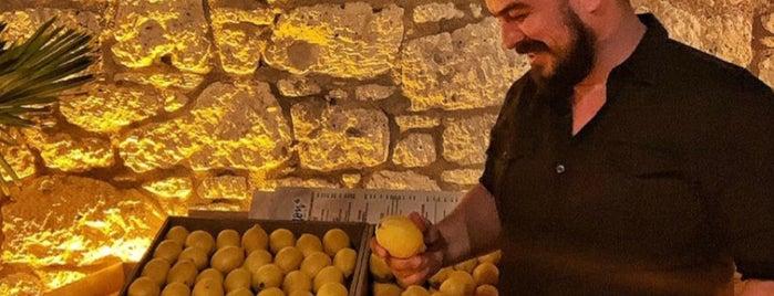 Limon Köyiçi is one of Merve'nin Beğendiği Mekanlar.