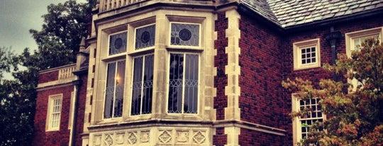 Harwelden Mansion is one of Posti che sono piaciuti a Mark.