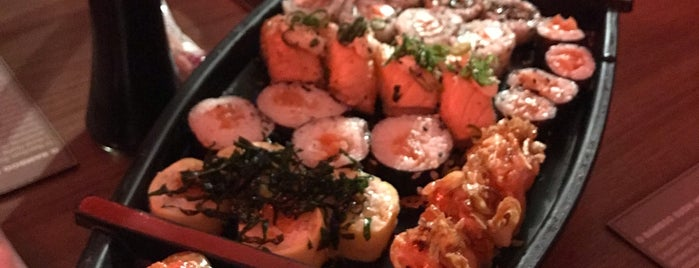 Bamboo Sushi House is one of Porto Alegre 2.