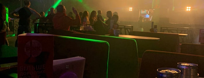 Малевич нічний клуб is one of Lviv.