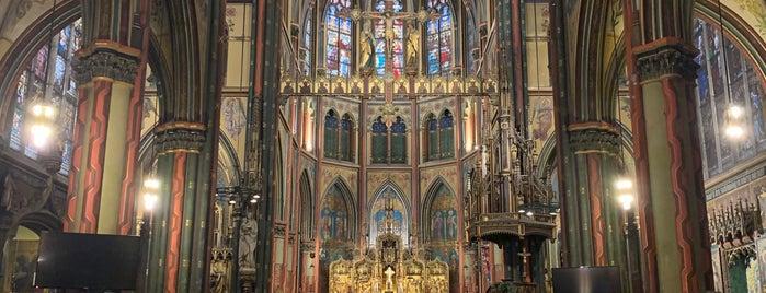 Churches in Amsterdam