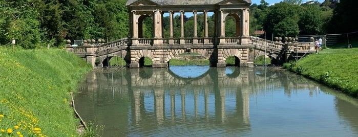 Prior Park Landscape Garden is one of Bath.