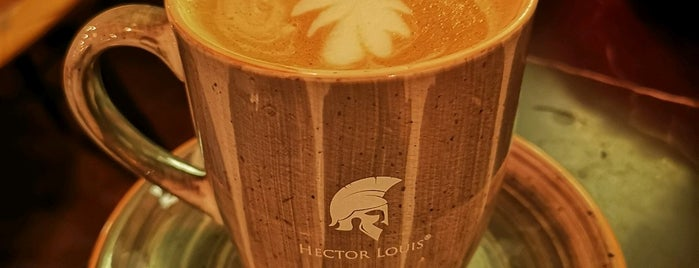 Hector Louis Coffee is one of Istanbul.