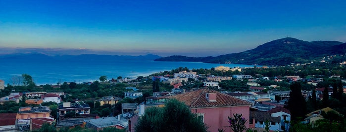 Bella Vista Taverna is one of Corfu, Greece.