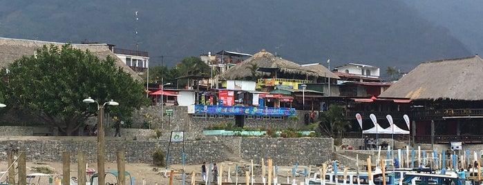 Panajachel is one of Lugares favoritos de Daniel.