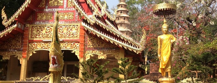 Rampoeng Temple is one of Trips / Thailand.