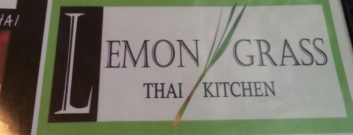Lemon Grass Thai Kitchen is one of My Food.