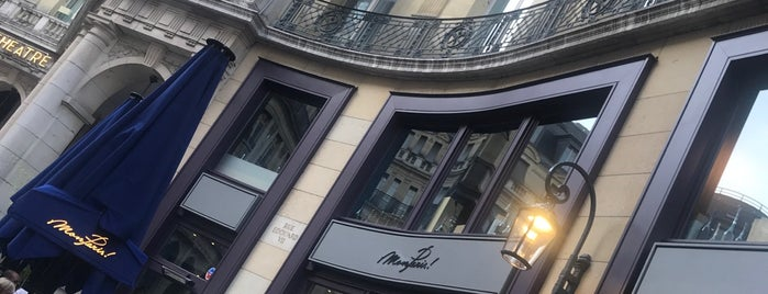Restaurant Mon Paris ! is one of สถานที่ที่ Marc-Edouard ถูกใจ.