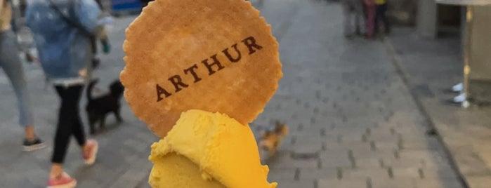 Arthur Ice Cream is one of Bratislava.