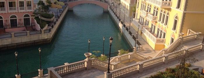 Qanat Quartier Pallazo 3 is one of Qatar.