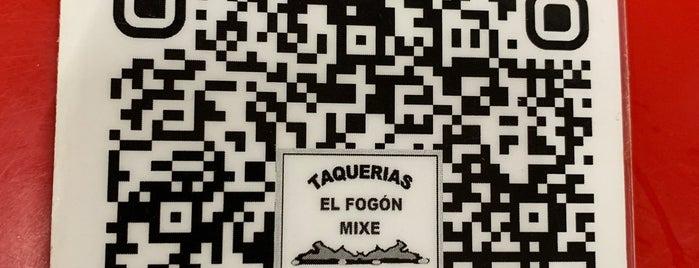 El Fogón is one of MX_.
