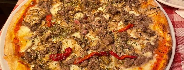 Merletto Pizza is one of İstanbul Kafası.
