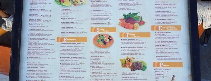 Kin Ha Restaurante is one of Cancun.