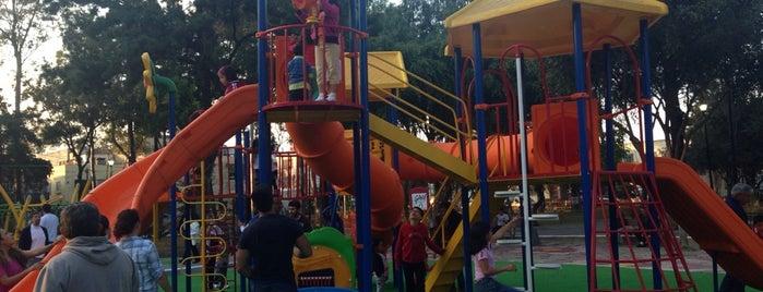 Parque Corpus Christi is one of สถานที่ที่ Yaxaiira ถูกใจ.